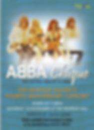 ABBA tributeband Henfield Hall