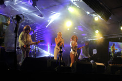Five piece ABBA tribute band