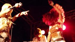 ABBA Chique rocks Bournemouth