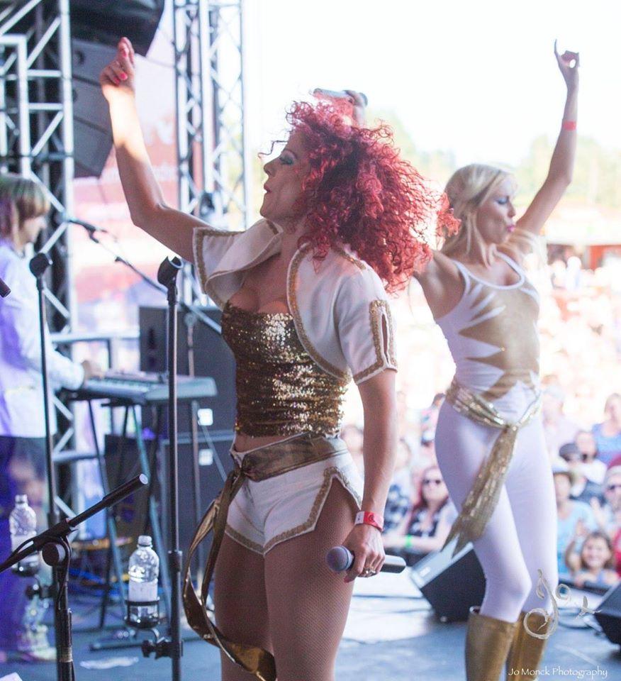 ABBA Chique rockin'