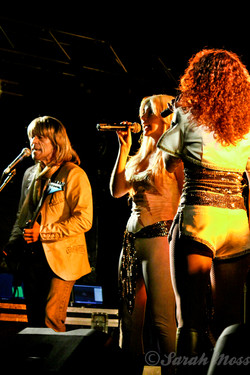 Hottest tribute to ABBA