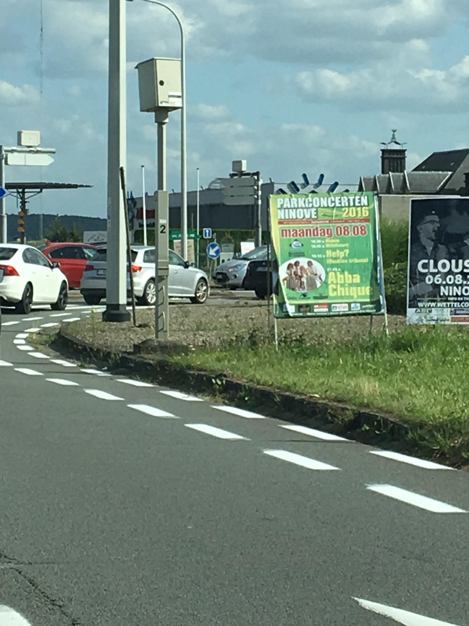 ABBA Chique in Belgium