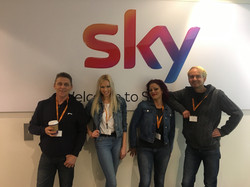 ABBA Chique Sky News