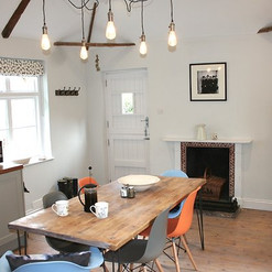 Kitchen & Woodburner