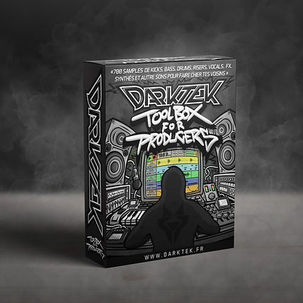 Darktek - Toolbox for Producer