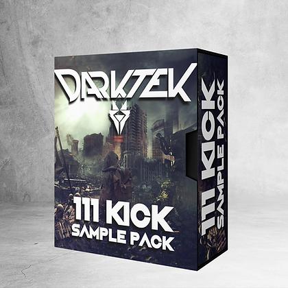 "Darktek ""111 Kick"" Sample Pack"