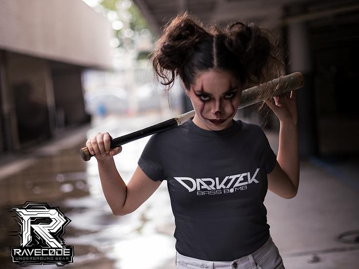 """T-shirt """"Darktek - Bass Bomb"""""""