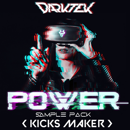 Darktek - Power Sample Pack [KICK MAKER EDITION]