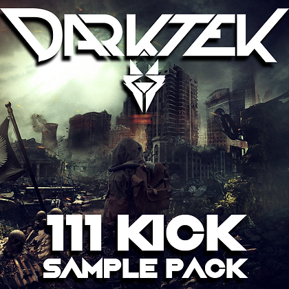 "Darktek ""111 Kick"" Sample Pack"