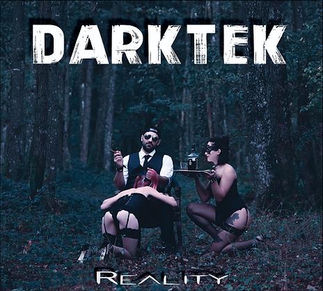 Darktek - Reality (CD Album)