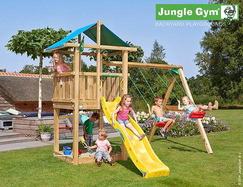Bērnu rotaļu laukums Hut 2 Swing