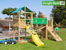 bērnu rotaļu laukums Hut Bridge