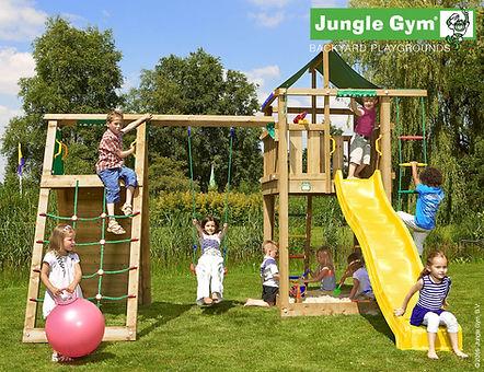 Bērnu rotaļu laukums Lodge Climb