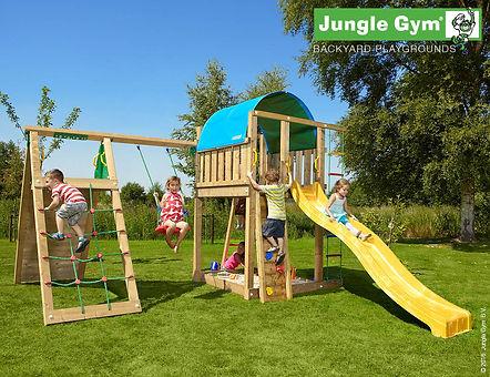 Bērnu rotaļu laukums Villa Climb