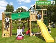bērnu rotaļu laukums Lodge Bridge