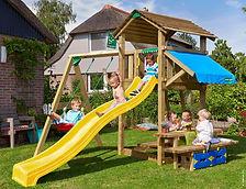 Bērnu rotaļu laukums Cottage Swing Picnic