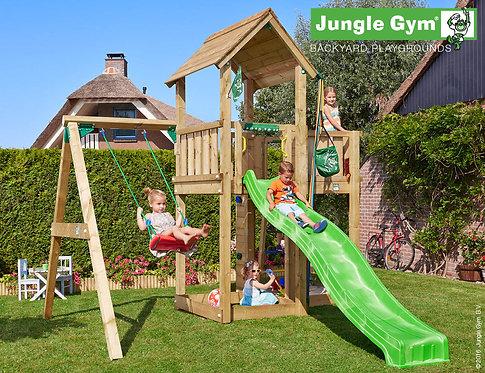 Bērnu rotaļu laukums Mansion 1 Swing