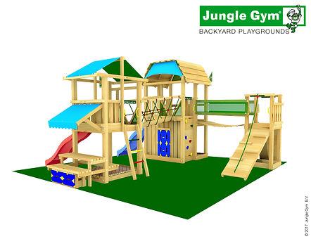 Bērnu rotaļu laukums Paradise 6