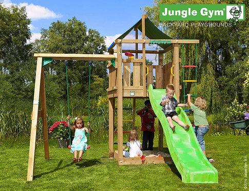 Bērnu rotaļu laukums Lodge 1-Swing