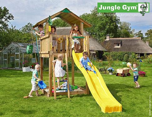 Bērnu rotaļu laukums Jungle Chalet