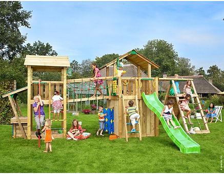 Bērnu rotaļu laukum Paradise 4