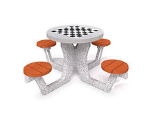 concrete table for chess - checkres 03.j