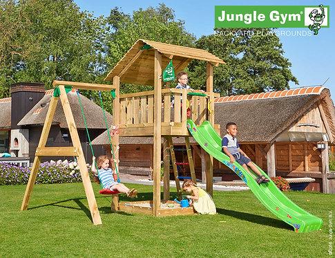 Bērnu rotaļu laukums Shelter 1 Swing