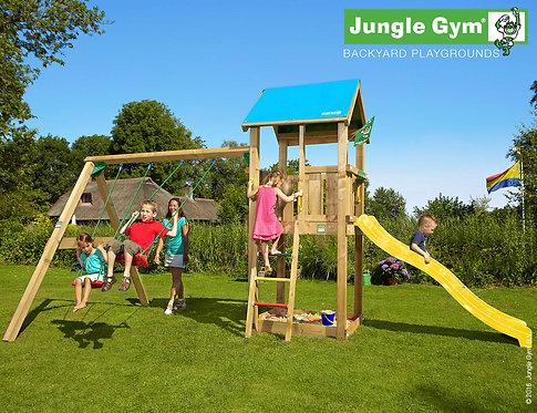 Bērnu rotaļu laukums Castle 2-Swing