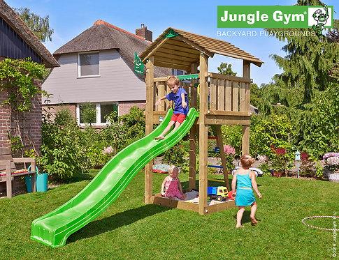 Bērnu rotaļu laukums Jungle Cottage