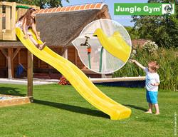 kids-garden-slide-star-slide-long-yellow
