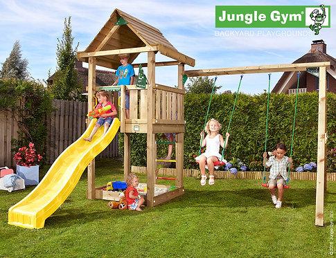 Bērnu rotaļu laukums House 2 Swing