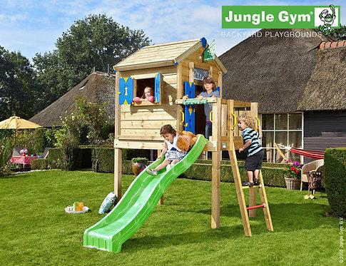 Bērnu rotaļu laukums Jungle Playhouse L
