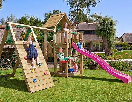 Bērnu rotaļu laukums