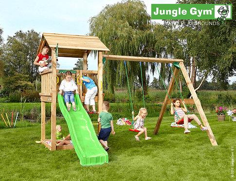 Bērnu rotaļu laukums Casa 2 Swing