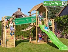 bērnu rotaļu laukums Mansion Bridge