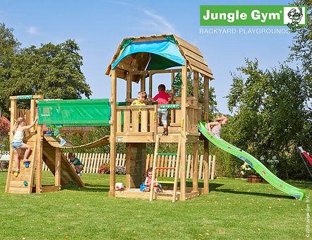 bērnu rotaļu laukums Barn Bridge
