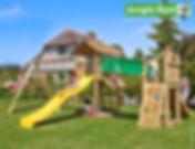 bērnu rotaļu laukums Cottage Bridge 2Swing