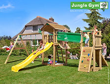 Bērnu rotaļu laukums Cottage 2Swing Bridge
