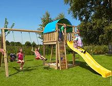 Bērnu rotaļu laukums Villa 2Swing
