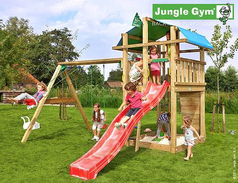 Bērnu rotaļu laukums Fort 2-Swing