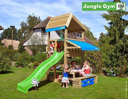Bērnu rotaļu laukums HomeMini Picnic