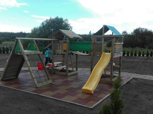 Bērnu rotaļu laukums Cottage Lodge Climb