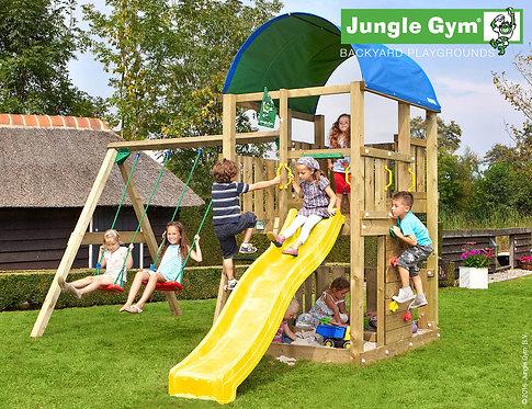 Bērnu rotaļu laukums Farm 2 Swing