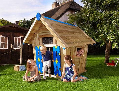 Bērnu rotaļu laukums Crazy Playhouse