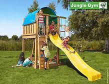 bērnu rotaļu laukums Villa