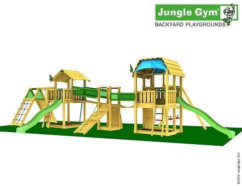 Bērnu rotaļu laukums Paradise 8