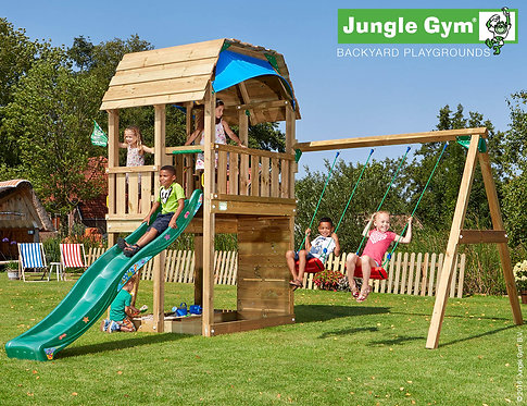 Bērnu rotaļu laukums Barn 2 Swing