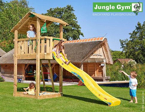 Bērnu rotaļu laukums Jungle Shelter