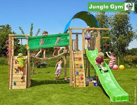 bērnu rotaļu laukums Villa Bridge