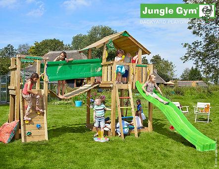 bērnu rotaļu laukums Chalet Bridge